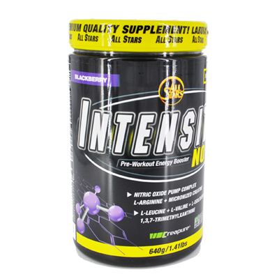 ALLST INTENSITY NO -X, 640g (blackberry)
