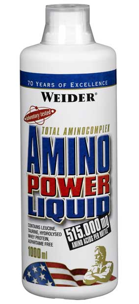 Amino Power Liquid - weider- 1L