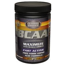 California Fitness BCAA, 400g,