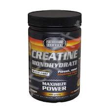 California Fitness Creatine Monohydrate, 500g