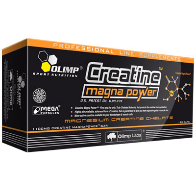 Creatine Magna Power, diverse cantitati, Olimp