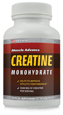 Creatine, Muscle Advance