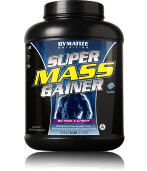 DYMATIZE SUPER MASS GAINER  2.72 KG