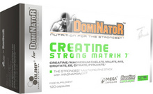 Dominator Creatine Strong Matrix 7, 120 capsule - Olimp