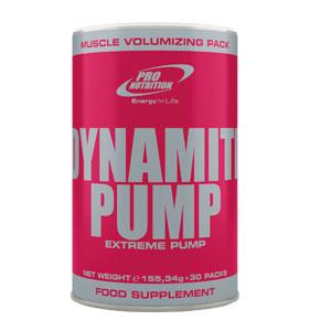 Dynamite Pump, 30 pachete - Pronutrition