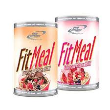 Fit Meal, diverse arome, 350g - Pronutrition