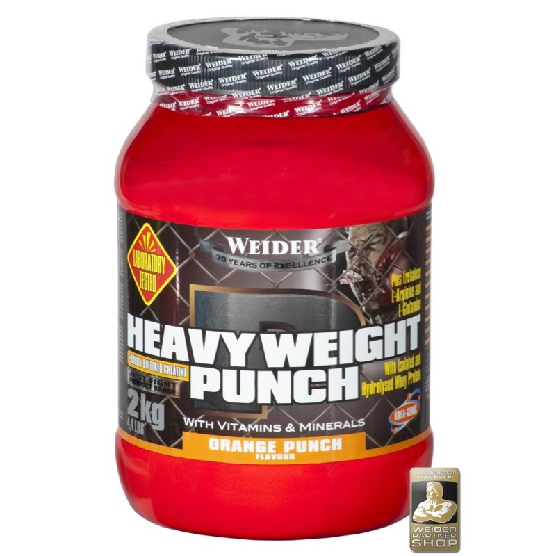 Heavy Weight Punch