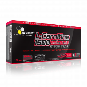 L-Carnitine 1500 EXTREME, 120 caps