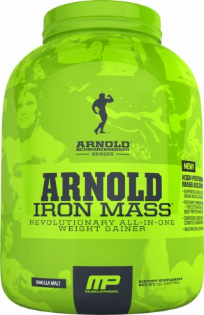 MUSCLEPHARM ARNOLD IRON MASS 2.27 KG