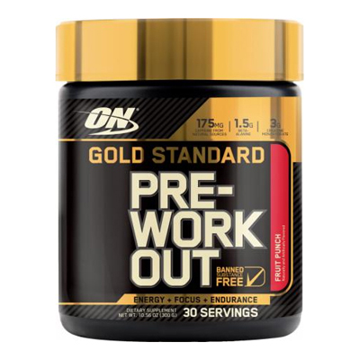ON GOLD Standard PRE WORKOUT 300g