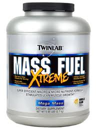 Twinlab Mass Fuel Xtreme, diverse arome, 2,7 kg, 239,9 lei