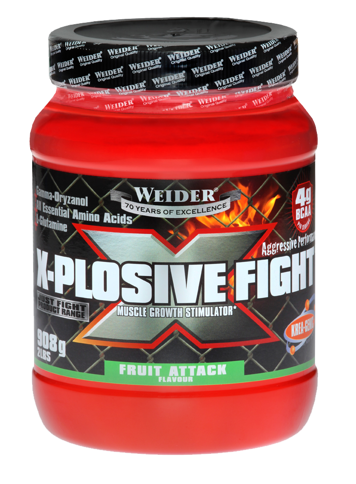 X-Plosive Fight, weider