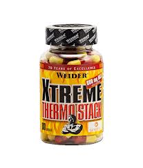 Xtreme Thermo Stack, 80 caps, Weider