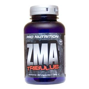 Zma &Tribulus, 60 caps - Pronutrition