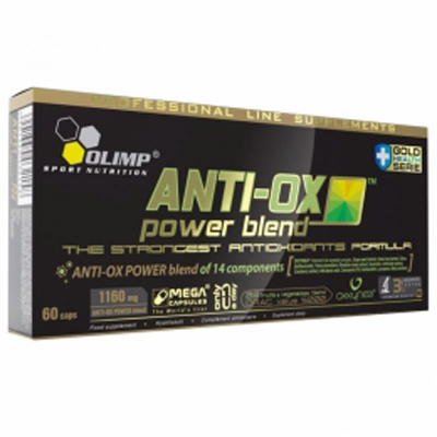 AntiOX powerblend 60cps - OLIMP