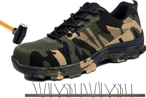 ARMY INDESTRUCTIBLE SHOES – incaltaminte indestructibila