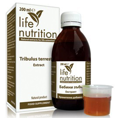 Life Nutrition Tribilus Terrestris Extract